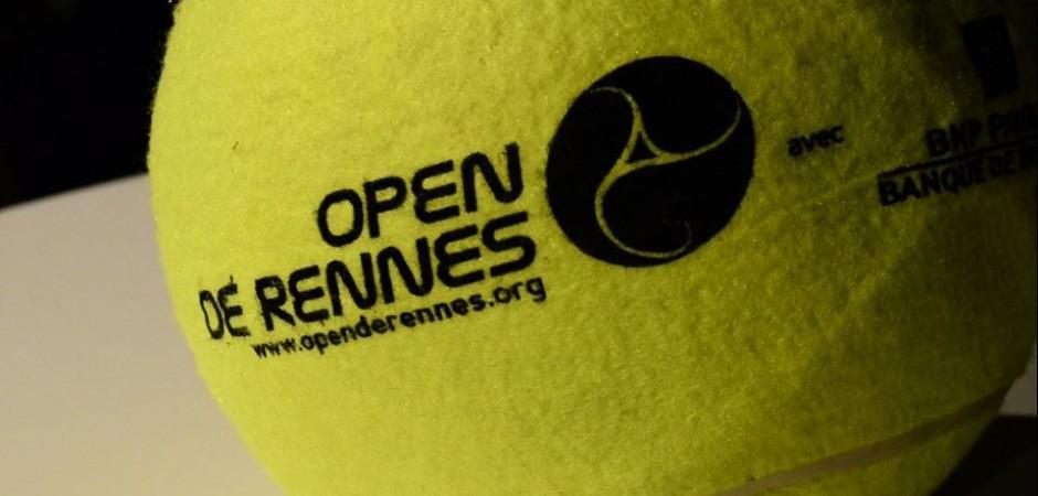 L'OPEN DE TENNIS DE RENNES – UNE 12E ÉDITION DE HAUT NIVEAU !