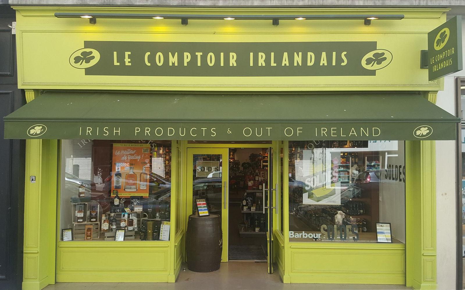 COMPTOIR IRLANDAIS 1