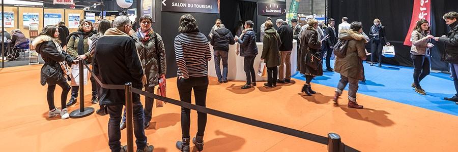 Agence Organisation Salons Professionnels & Grand Public