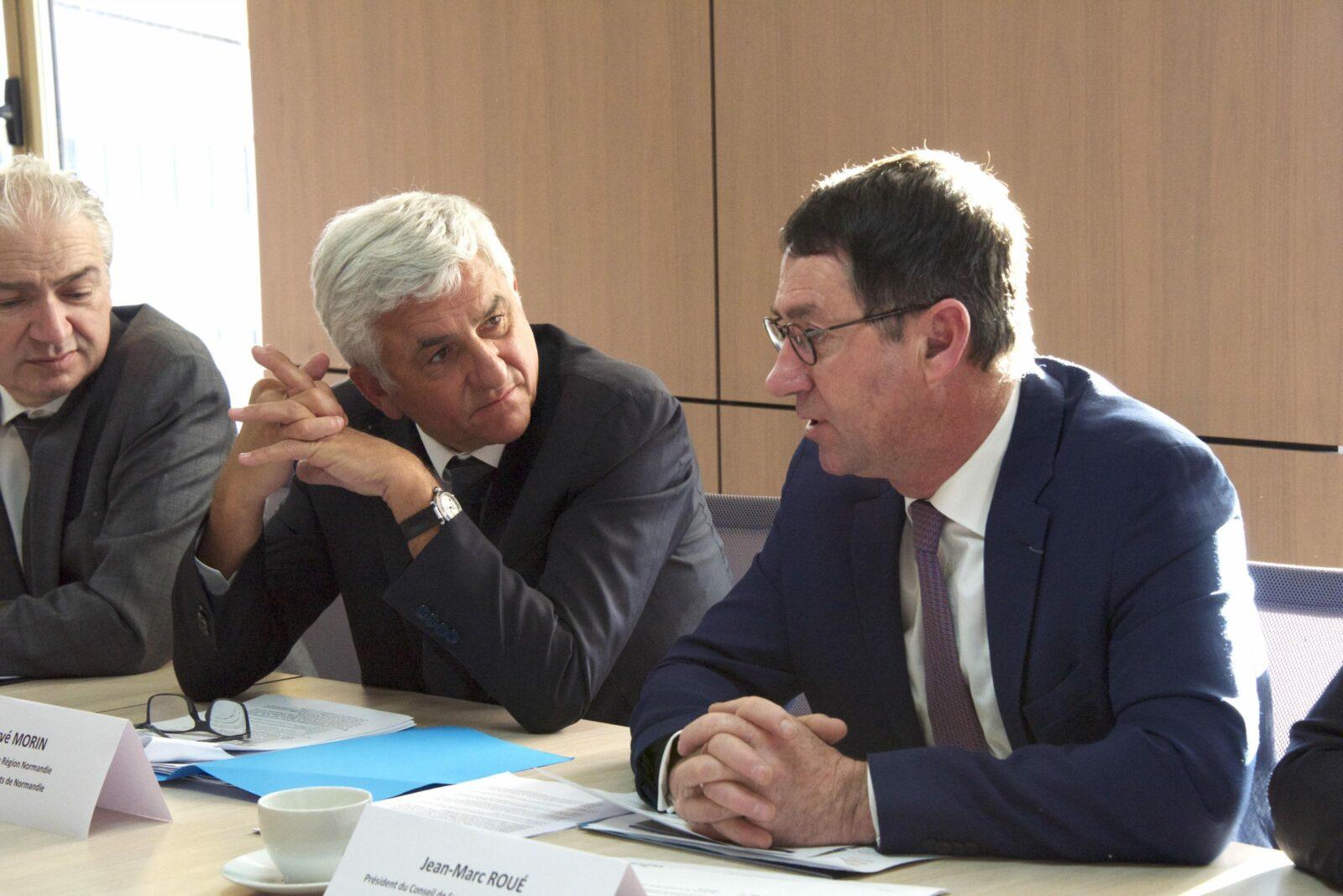 Brittany Ferries et Ports de Normandie collaborent pour relier la Grande-Bretagne et l'Irlande à l'Espagne