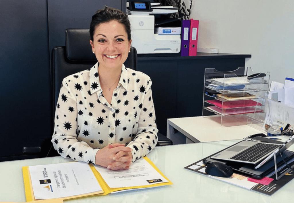 Wendy Pivain, nouvelle directrice générale du Groupe Navtis