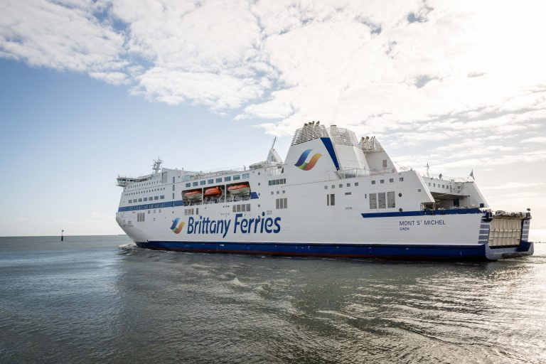 Brittany Ferries - relance navire - Rivacom agence communication