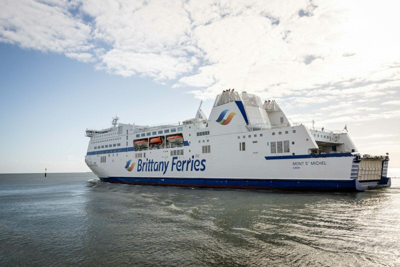 Brittany Ferries confirme la reprise des traversées passagers