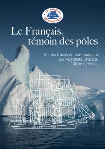 Le Français, témoin des pôles - Rivacom agence communication bretonne