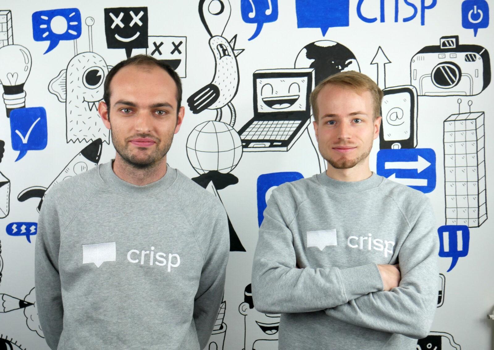 Crisp, la start-up nantaise qui défie l'Amérique