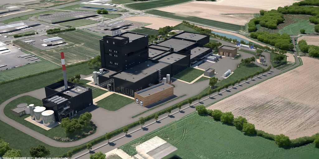 Future usine Sill Entreprises, à Landivisiau : Rivacom engagée dans la visite du Président de Région
