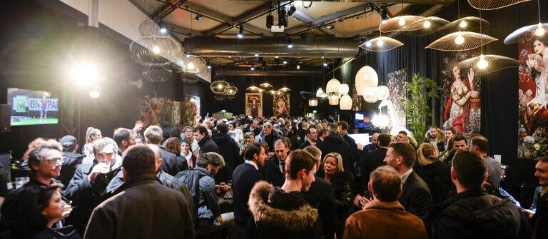 Salon VIP à l'Open Blot Rennes au Liberté