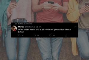 Rivacom parle de BeReal 2021