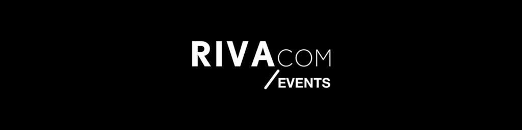 Rivacom Events, maruqe événementielle de l'agence de communication Rivacom